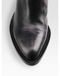 Alexander Wang - Black Anouck Beatle Boot - Lyst
