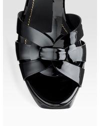 Emilio Pucci - Black Zip-front Jersey Dress - Lyst