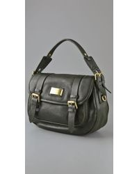 Marc By Marc Jacobs - Green Saddlery Sophie Satchel - Lyst