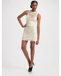 Nanette Lepore | White Latin Lover Dress | Lyst