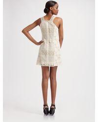 Nanette Lepore - White Latin Lover Dress - Lyst