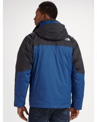 The North Face | Blue Galaxy Triclimate 3-in-1 Jacket for Men | Lyst