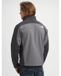 The North Face - Gray Apex Bionic Jacket for Men - Lyst