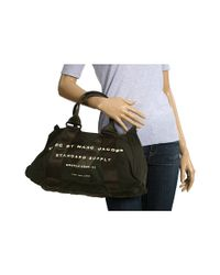 Marc By Marc Jacobs - Black Standard Supply Small Cargo - Lyst