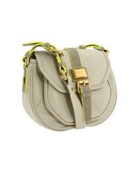 Marc By Marc Jacobs | Natural Saddlery Cadet | Lyst
