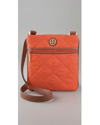 Tory Burch | Orange Large Alice Messenger Bag | Lyst