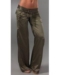 Georgie | Green St. Barts Pants | Lyst