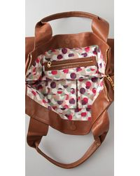 Marc By Marc Jacobs - Brown Save The Birds Lenny Tote - Lyst