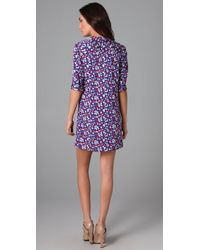 Tucker - Purple Long Tunic - Lyst