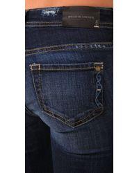 Genetic Denim | Blue The Twiggy Cigarette Jeans | Lyst