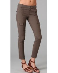 Joie | Natural Clarissa Skinny Pant | Lyst