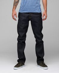 Nudie Jeans | Purple Big Bengt Dry Dirt Organic for Men | Lyst