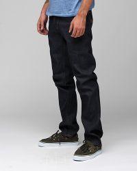 Nudie Jeans - Purple Big Bengt Dry Dirt Organic for Men - Lyst