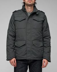 Spiewak | Gray Meade Field Jacket for Men | Lyst