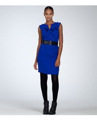 Tory Burch | Blue Raeca Dress | Lyst