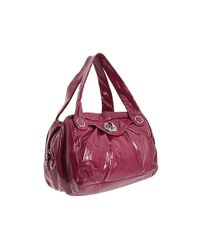Marc By Marc Jacobs - Purple Posh Turnlock Remy - Lyst