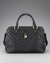 Marc Jacobs | Black Rio Quilted Tote | Lyst