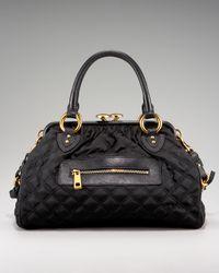 Marc Jacobs   Black Stam Bag   Lyst