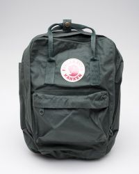 Fjallraven - Green Kanken 13 Laptop Bag - Lyst