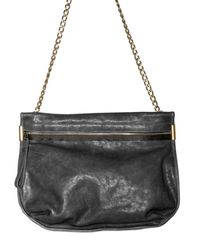 Lanvin | Black New Amalia Porte Epaule Buffalo Shoulder | Lyst