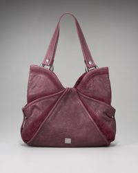 Kooba | Purple Audrey Shoulder Bag | Lyst