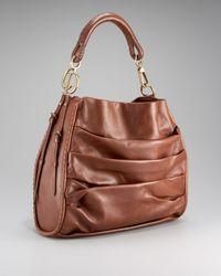 Dior | Brown Libertine Hobo, Medium | Lyst