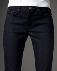 James Jeans | Blue Hunter Seduction Mid-rise Jeans | Lyst