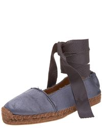 Lanvin | Blue French Espadrille | Lyst