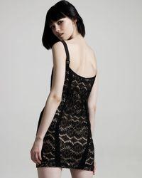 Rag & Bone   Black Hadleigh Lace Dress   Lyst
