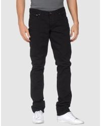 Ralph Lauren | Black Denim Trousers for Men | Lyst