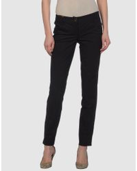Dolce & Gabbana | Black Casual Pants | Lyst