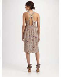 Rachel Comey - Natural Tippet Dress - Lyst