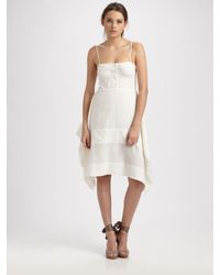 Rachel Comey | White Zephyr Dress | Lyst