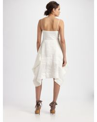 Rachel Comey | White Zephyr Dress | Lyst