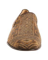 Donald J Pliner - Metallic Bronze Beaded Pontspbdon Loafers for Men - Lyst