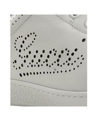 Gucci - Great White Leather Leather Slip-on Sneakers for Men - Lyst