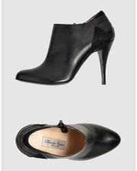 Bionda Castana | Black Missa Mesh Shoe Boots | Lyst