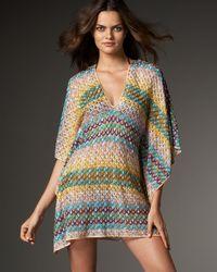 Missoni | Multicolor Bengala Kaftan | Lyst