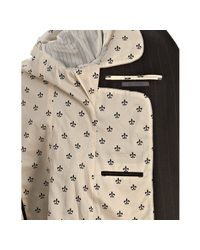 John Varvatos - Brown Espresso Wool Blend Pinstripe Hampton Jacket for Men - Lyst