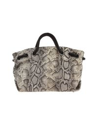 Furla   Gray Carmen L Shopper   Lyst