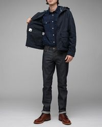 Woolrich | Blue Tokito Japanese Coat for Men | Lyst