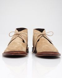 Alden - Brown Chukka Boot Flex for Men - Lyst