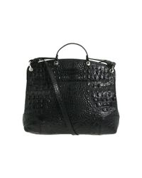 Furla - Black Piper Leather Cartella - Lyst