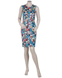 Erdem - Blue Pearl Dress - Lyst