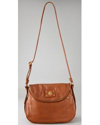 Marc By Marc Jacobs - Brown Totally Turnlock Natasha Messenger Bag - Lyst