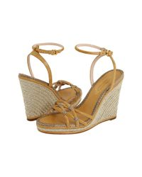 Elie Tahari - Natural Angela Wedge - Lyst