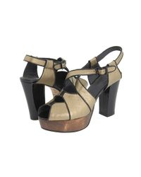 See By Chloé - Natural Bow Front Sandal in Beige - Lyst