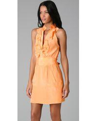 Sunner | Orange Florent Dress | Lyst