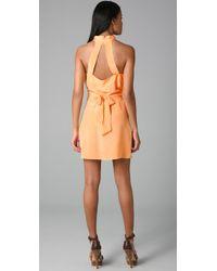 Sunner - Orange Florent Dress - Lyst