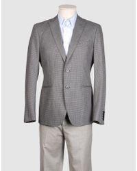 Tonello - Blue Blazer for Men - Lyst